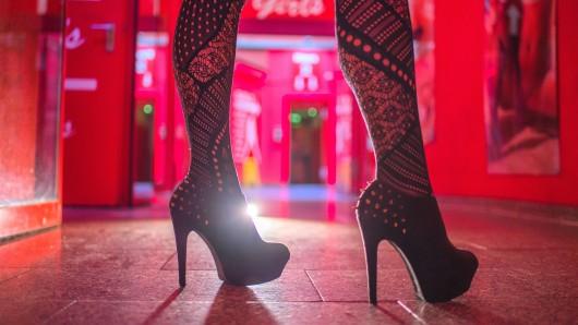 Prostituierte sollen sich künftig über eine App anmelden können (Symbolbild).