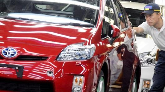 Toyota nimmt Abschied vom Diesel - Angebot für Pkw läuft aus. (Archivbild)