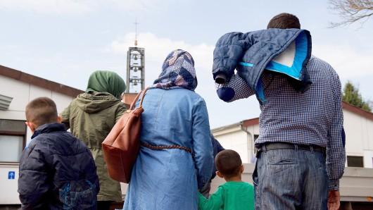 Nach Salzgitter kommen jetzt monatlich deutlich weniger Flüchtlinge (Symbolbild).