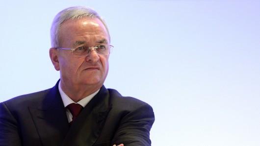Gegen den ehemaligen Vorstandsvorsitzenden des Volkswagen-Konzerns, Martin Winterkorn, ermittelt offenbar die Staatsanwaltschaft Braunschweig.