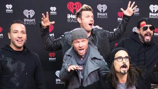 Die Backstreet Boys starten am 21. Mai ihre Deutschland-Tour in Hannover. (Archivbild)