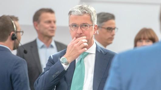 Rupert Stadler hat Minister Altmaier einen Korb gegeben. (Archivbild)