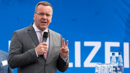 Niedersachsens Innenminister Boris Pistorius (SPD).