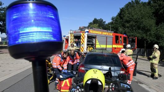 Auf der A2 kommt es immer wieder zu schweren Unfällen. Auch deswegen wurde die Aktion genau hier gestartet.