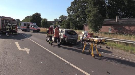 Schlimme Szenen für die Rettungskräfte in Lingen.