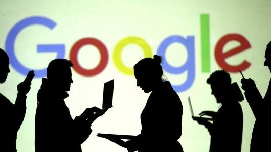 Die EU-Kommision verhängt ein Rekordstrafe gegen Google (Symbolbild).