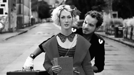 The Greatest Thing – ein visuelles Konzert von und mit Singer-Songwriterin Miss Walker und dem Pantomimen Silent Rocco.