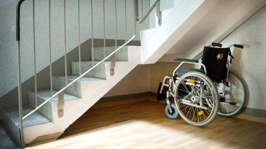 In Niedersachsen sollen künftig mehr Wohnungen entstehen, die auch für Menschen mit Behinderungen geeignet sind.