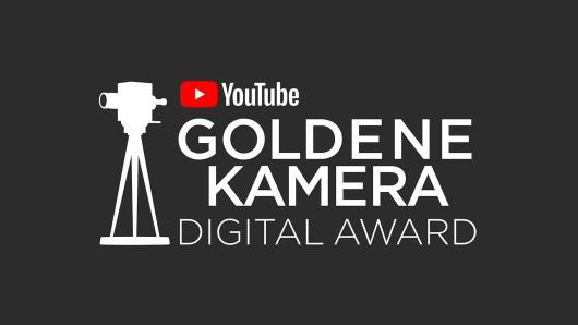 Youtube Goldene Kamera Digital Award 2018
