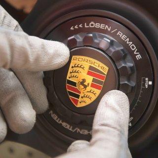 Ein Börsengang von Porsche wurde heiß diskutiert. (Symbolbild)