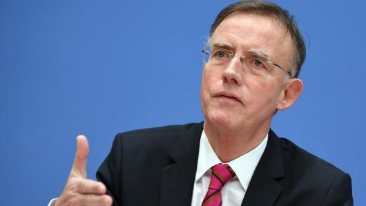 Gerd Landsberg ist Hauptgeschäftsführer des Deutschen Städte- und Gemeindebundes (Archivbild).