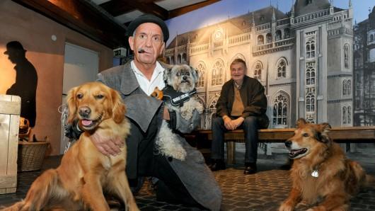 Im Bremer Geschichtenhaus können Besucher ihre Hunde seit Jahren mitnehmen (Archivbild).