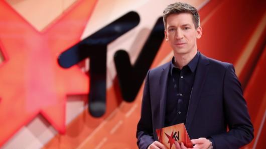 """""""Stern TV""""-Moderator Steffen Hallaschka: In seiner Sendung machte ein Virologe eine schreckliche Aussage. (Archivfoto)"""