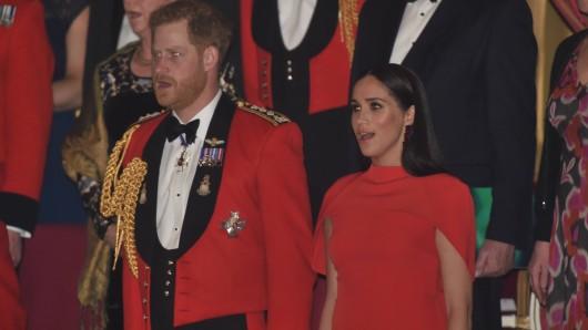 Prinz Harry und Meghan Markle haben Kanada endgültig verlassen.