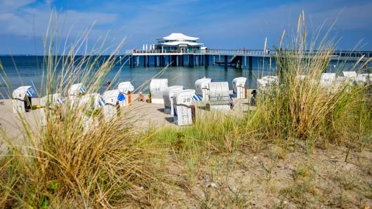 Am Timmendorfer Strand sind Tagesgäste vorerst nicht mehr erwünscht