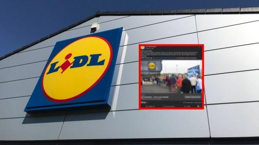 Kunden sind sauer wegen dieser vermeintlichen Gutschein-Aktion von Lidl. (Symbolbild)