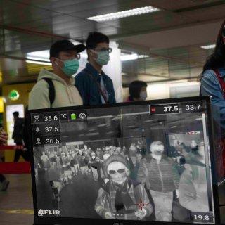 In China wurde nun eine ganze Stadt abgeriegelt (Symbolbild)