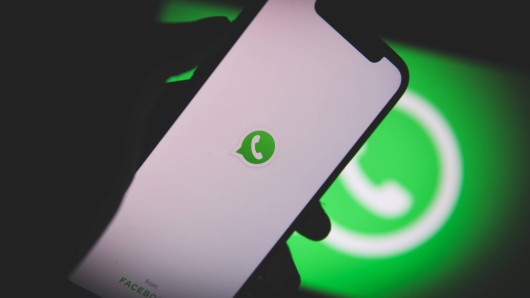 Whatsapp bringt erneut eine Änderung heraus. (Symbolbild)