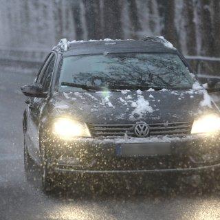 Wetter in Deutschland: Bringt der Oktober den ersten Schnee? (Symbolbild)
