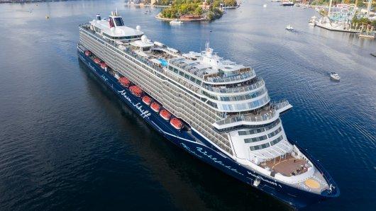 """Bei einer Kreuzfahrt mit """"Mein Schiff"""" machen Passagiere eine ganz besondere Beobachtung. (Symbolbild)"""