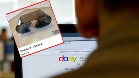 Bei Ebay Kleinanzeige wollte ein Mann nur seinen alten Couchtisch verkaufen. Mit DIESEN dreisten Argumenten eines Interessenten hätte er aber nicht gerechnet