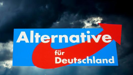 Die AfD holt jetzt bei einer neuen Umfrage vor der Landtagswahl in Sachsen-Anhalt auf.