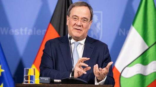 Armin Laschet will auch bei einer Wahlniederlage nicht mehr Ministerpräsident von NRW bleiben.
