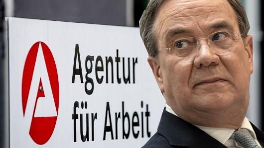 Armin Laschet mit einer Ansage zu Hartz 4 bei Anne Will.