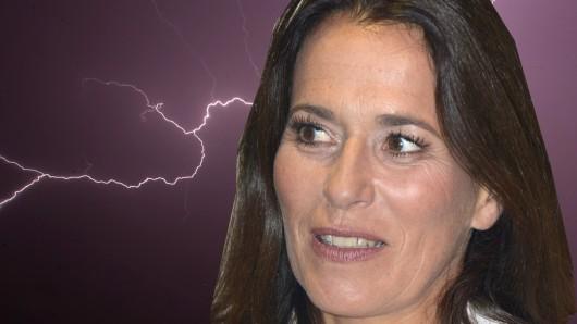 Anne Will erlebte einen Shitstorm wegen eines Maaßen-Tweets.