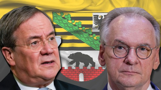 Die letzte Landtagswahl vor der Bundestagswahl: Nicht nur für Kanzlerkandidat Armin Laschet und CDU-Ministerpräsident Reiner Haseloff hat der Urnengang in Sachsen-Anhalt eine große Bedeutung!