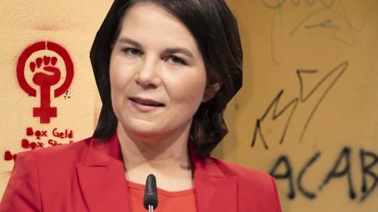 Ist die Kritik an der grünen Kanzlerkandidatin Annalena Baerbok frauenfeindlich?