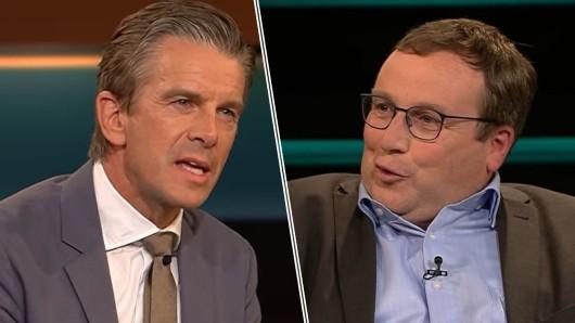 Grünen-Politiker Oliver Krischer musste sich bei Markus Lanz (ZDF) dreiste Fragen gefallen lassen.