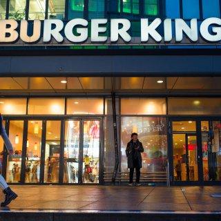 In einer Burger King-Filiale schmiss die gesamte Belegschaft gleichzeitig ihren Job hin - mit einer spektakulären Aktion. (Symbolbild)
