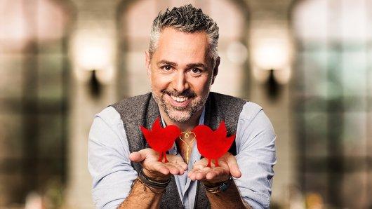 """Roland Trettl hilft Singles in der Vox-Show """"First Dates"""" bei der Suche nach der großen Liebe."""