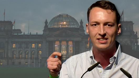 Sorgt für Wirbel im Bundestag: Der Dortmunder Abgeordnete Matthias Helferich.