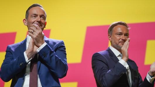 Christian Lindner: Nach den Sondierungsgesprächen mit der SPd hat die FDP eine klare Aussage getätigt. (Archivbild)