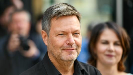 Robert Habeck traut nach den Sondierungsgesrächen der SPD einen Neustart zu. (Archivbild)