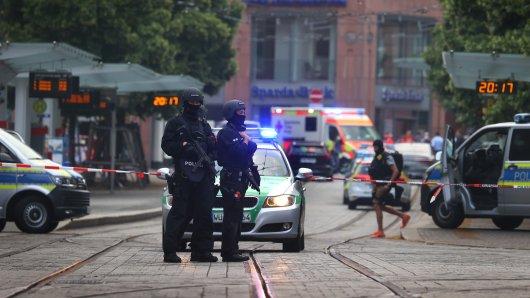 Drei Frauen sind bei der Messerattacke in Würzburg getötet worden. (Archivbild)