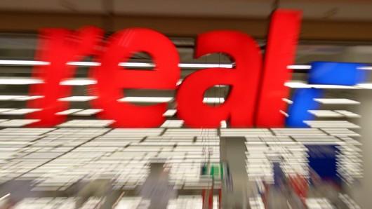 Real macht mehrere Filialen in ganz Deutschland dicht. (Symbolfoto)