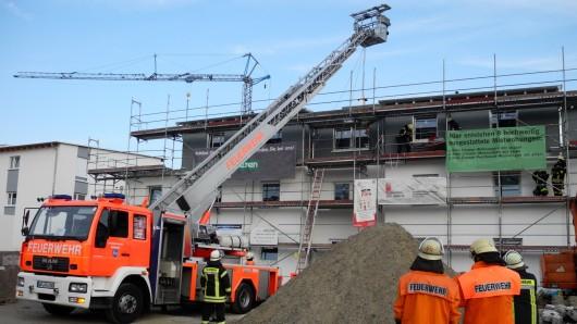 Ein Feuerwehreinsatz kann zu erheblichen Kosten führen.