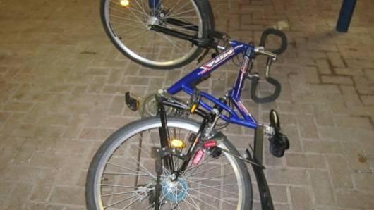 Um dieses Mountainbike geht's.