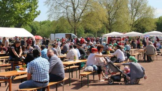 Das Frühlingsfest der Islamisch-Türkischen Gemeinde Wolfenbüttel lockte zahlreiche Besucher.