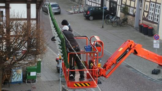 In Wolfenbüttel wird fleißig gearbeitet.
