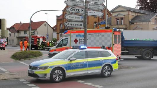 Auf der Kreuzung in Wolfenbüttel kommt es immer wieder zu schweren Unfällen. Auch am Montagmorgen.