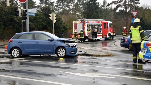 In Wolfenbüttel hat es am Sonntag einen Unfall gegeben. Fünf Menschen kamen danach ins Krankenhaus.