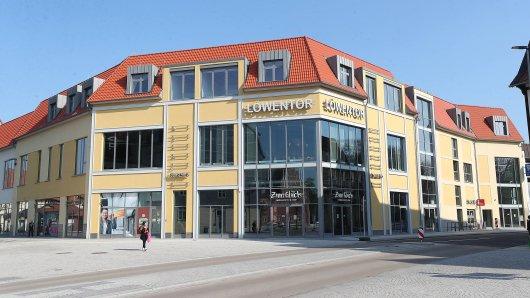 Das Löwentor mitten in Wolfenbüttel bekommt kommende Woche einen neuen Mieter.