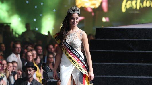 """In Wolfenbüttel wird bald """"Miss Top Model Deutschland"""" gewählt. In der Jury sitzt unter anderem Miss Deutschland 2019, Philline Dubiel. (Archivbild)"""