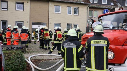 Im Kreis Wolfenbüttel kam es zu einem Brand. Der Ort war für die Einsatzkräfte kein Unbekannter.