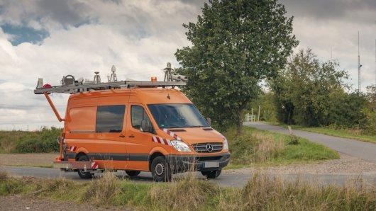 Im Kreis Wolfenbüttel ist aktuell ein auffälliges Fahrzeug unterwegs. Es hat eine spezielle Aufgabe.