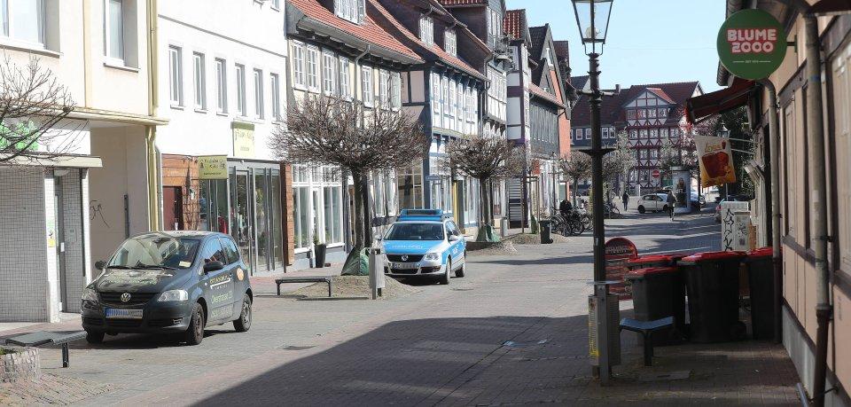 Wolfenbüttel: Harald Borm vom örtlichen Einzelhandelsverband kritisiert, dass einige Läden am 1. Adventssamstag schon um 15 Uhr dicht machten. (Archivbild)